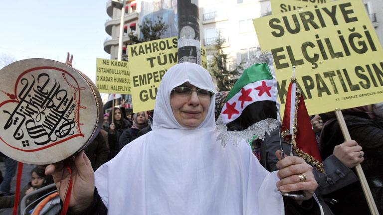 Veto a la resolución del Consejo de Seguridad de la ONU sobre Siria