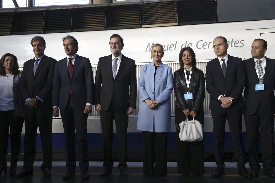 Viaje conmemorativo del XXV aniversario del AVE Madrid-Sevilla