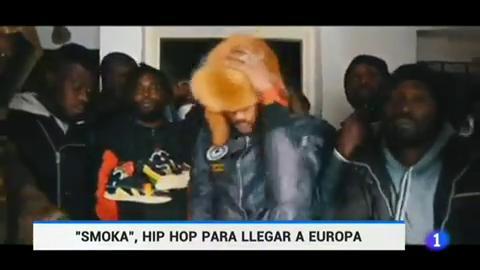 Ir al VideoEl viaje de Souleiman de Tánger a España a ritmo de hip hop