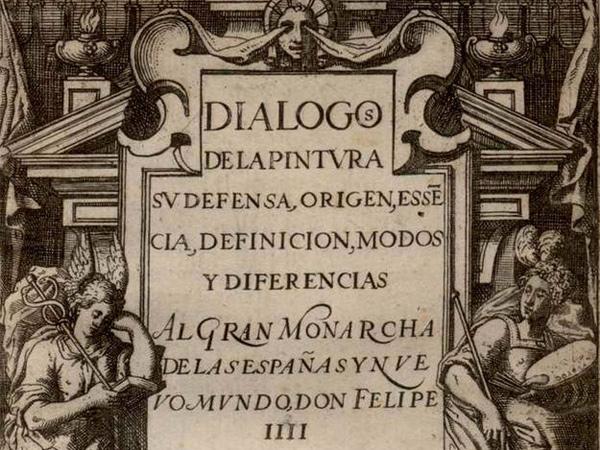 """Vicente Carducho, """"Diálogos de la pintura"""""""