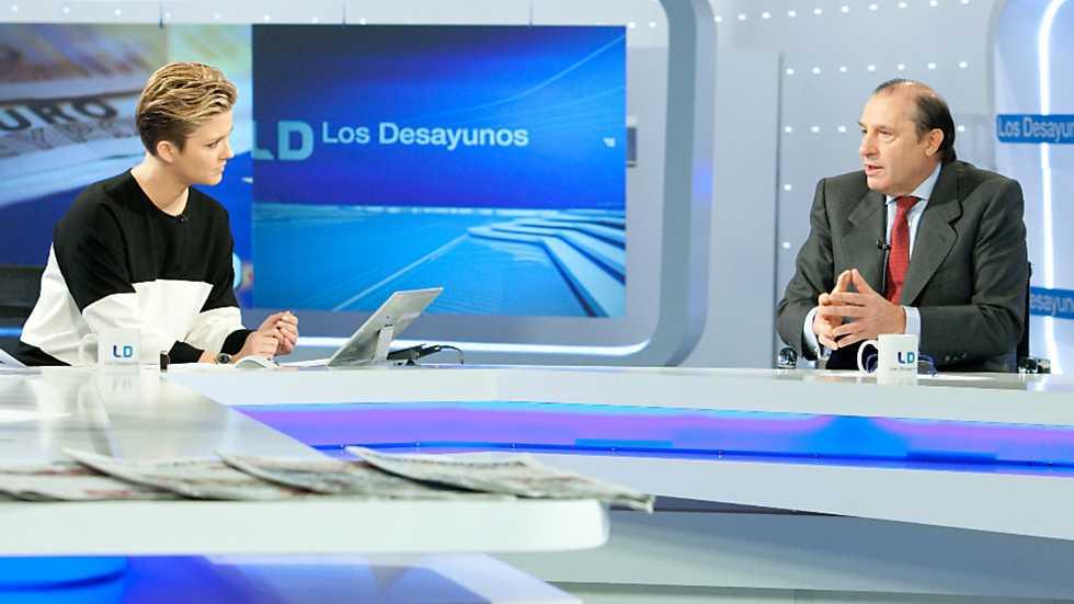 Los desayunos de TVE - Vicente Martínez Pujalte, Portavoz de Economía del PP en el Congreso