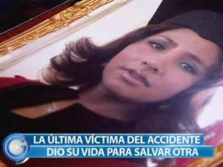 Más Gente - Erika Soria dio su vida para salvar a otra en el Costa Concordia