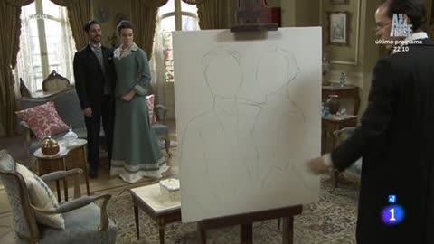 Acacias 38 - Víctor no puede pagar al pintor