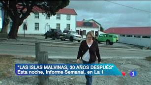 30 años del inicio de la guerra de las Malvinas