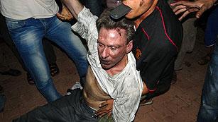 Un vídeo en internet muestra los intentos de rescate del embajador Stevens en Libia