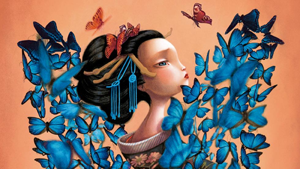 Video de 'Madama Butterfly', de Benjamin Lacombe