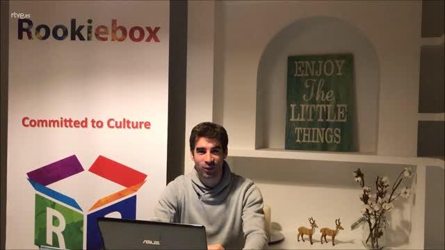 Video presentación proyecto Rookiebox