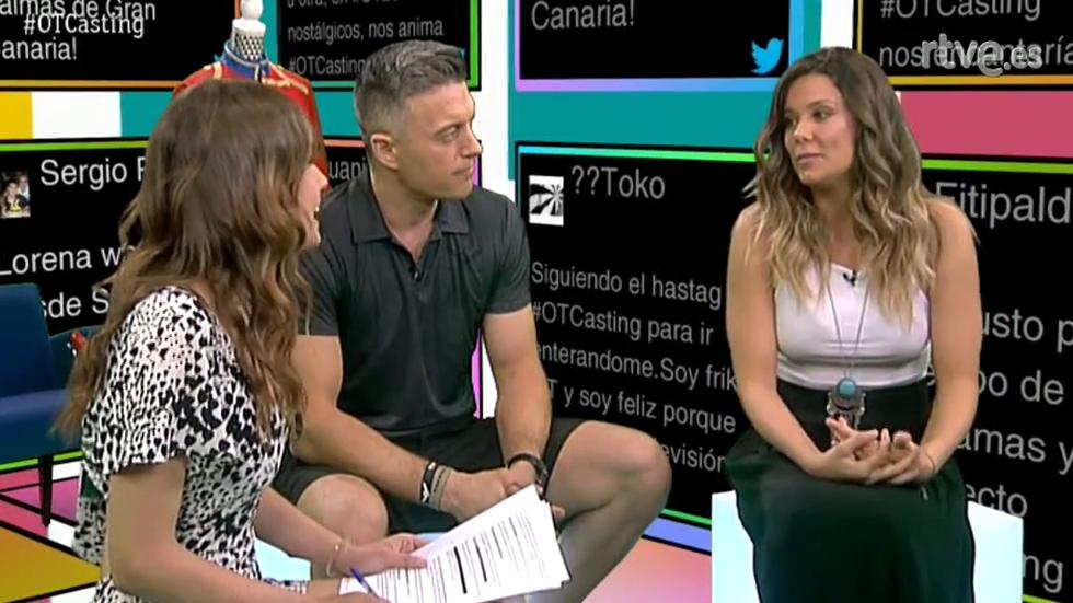 OT Casting - Las Palmas: Videoencuentro con Lorena Gómez y Néstor Serra