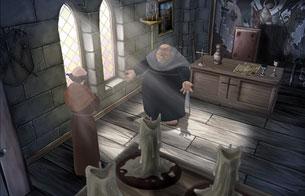 Zoom Net - El videojuego The Abbey