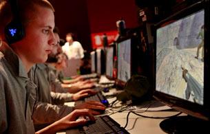Los niños que juegan con videojuegos violentos son más agresivos en la vida real