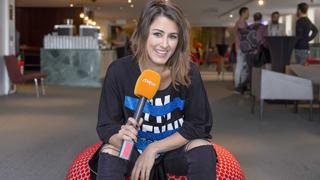 """Eurovisión - Videoncuentro con Barei: """"El sábado espero emocionar a toda Europa"""""""