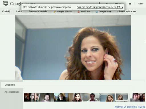 Vídeoquedada con Pastora Soler