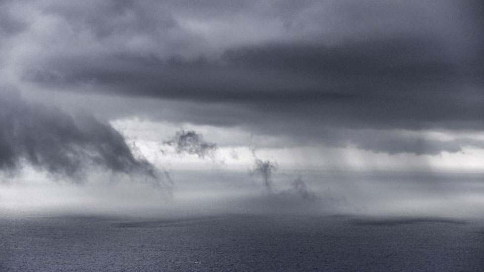 Vientos fuertes en el litoral gallego y asturiano