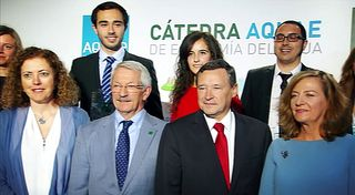 UNED - VII Jornada Cátedra Aquae de Economía del Agua - 28/10/16