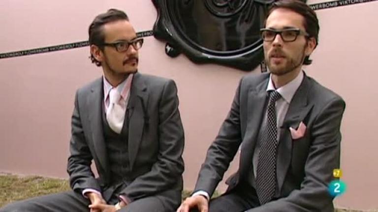 Solo moda - Viktor & Rolf. Trovadores de historias