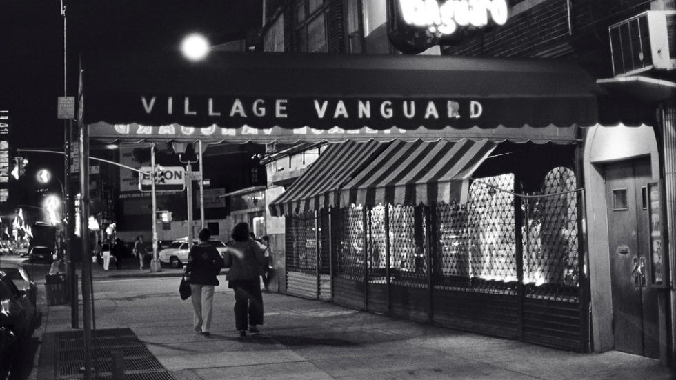 Jazz entre amigos - El Village Vanguard