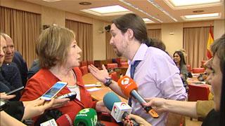 """Villalobos, a Iglesias: """"Para que tú te luzcas no, Pablo, mi amor"""""""