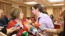"""Ir al VideoVillalobos, a Iglesias: """"Para que tú te luzcas no, Pablo, mi amor"""""""