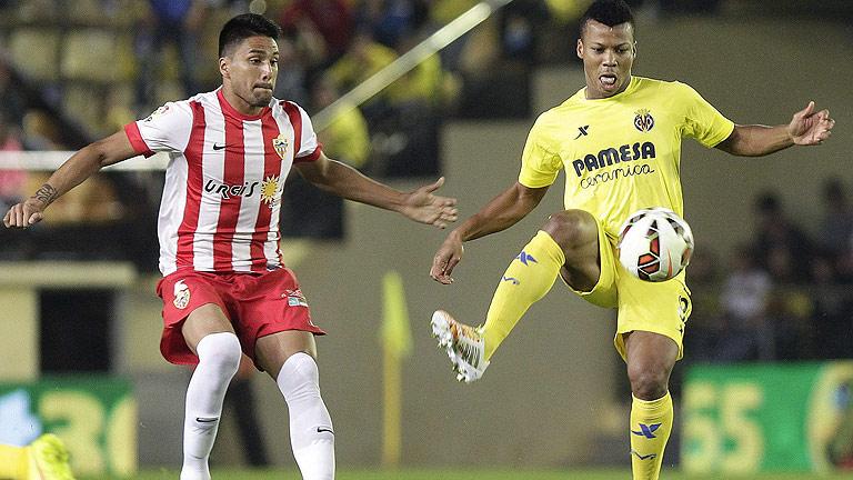 Villarreal 2 - Almería 0