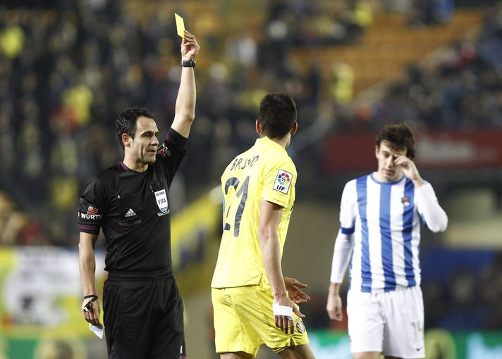 VILLARREAL - REAL SOCIEDAD