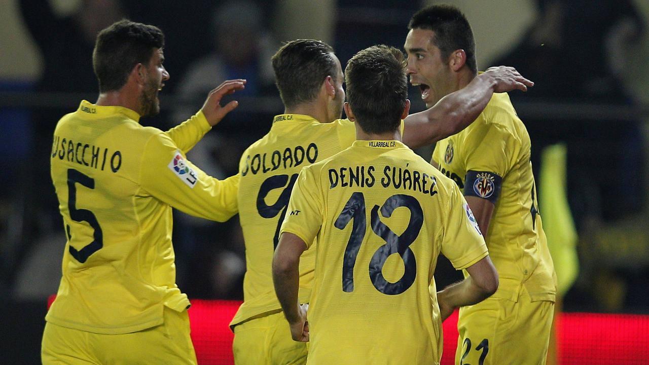 El Villarreal vence 1-0 al Granada