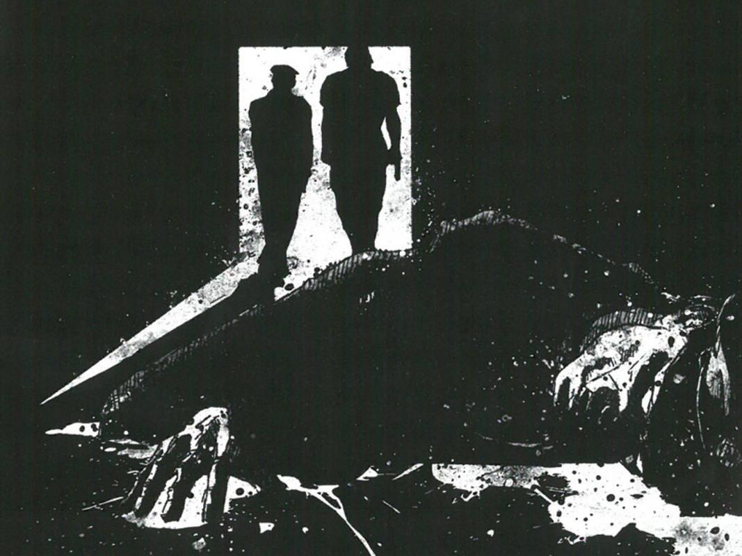Viñeta de 'Death Row'