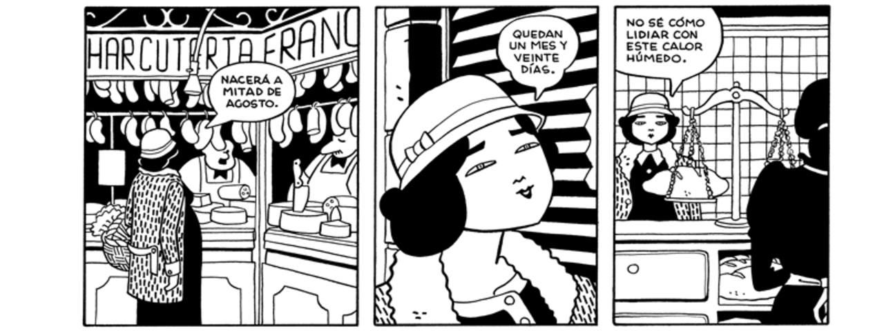 Viñetas de 'Lamia'