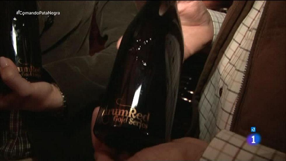 Comando Actualidad - De pata negra - El vino más caro de España