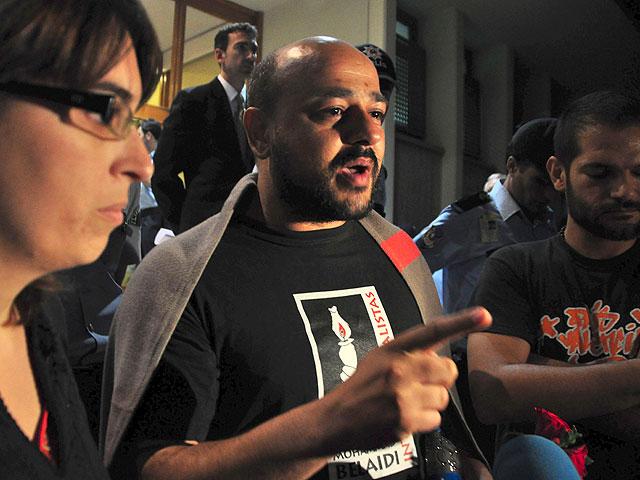 Los tres españoles de la flotilla denuncian la violencia del ataque israelí