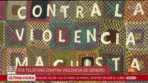 Ir al VideoLa violencia de género subió un 2'2% en 2019 según el INE