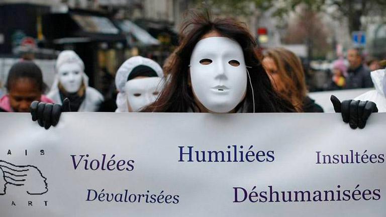 La UE denuncia que 62 millones de europeas han sido víctimas de la violencia de género