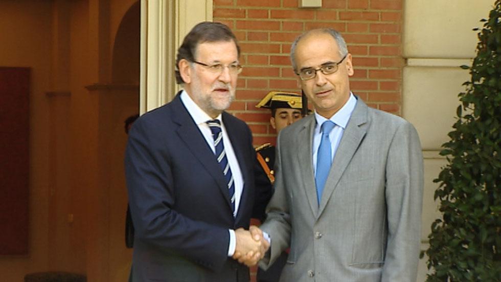 Primera visita oficial de un presidente español a Andorra