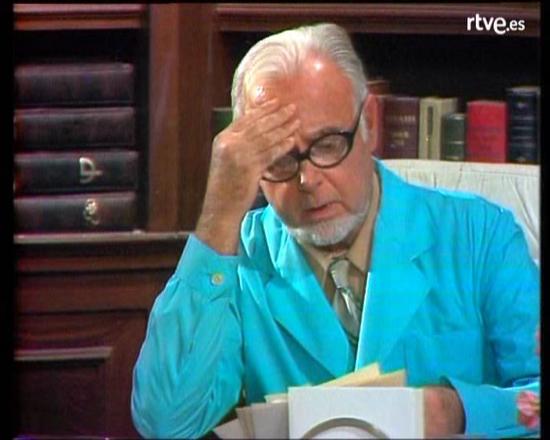 Dr. Caparrós, medicina general - La visita trenta mil