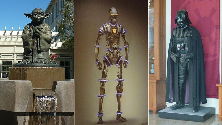 Visitamos la Industrial Light & Magic y nos convertimos en héroes de la película 'Battleship'