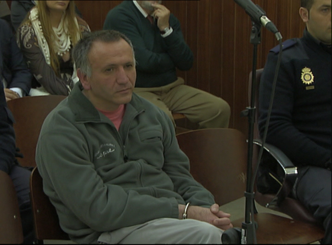 Última jornada del juicio, en Huelva, por el asesinato de la niña Mari Luz Cortés