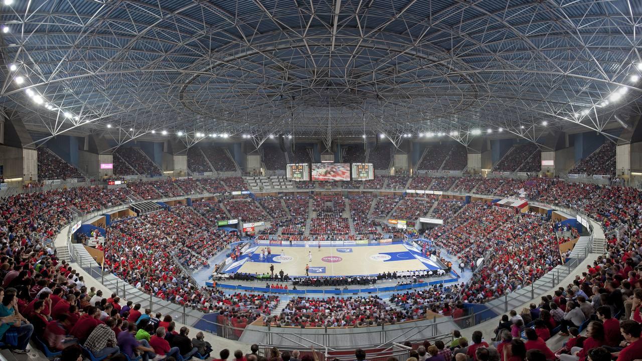 Vitoria será la sede de la Copa del Rey de baloncesto 2017