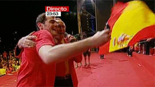 ¡Que viva España!......