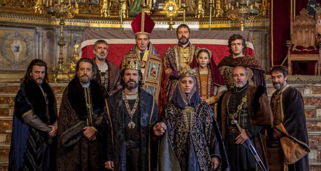 Vive con RTVE.es el final de 'Isabel' en un preestreno exclusivo con sus protagonistas
