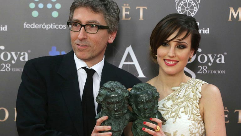 'Vivir es fácil con los ojos cerrados', de David Trueba, Goya a la mejor película