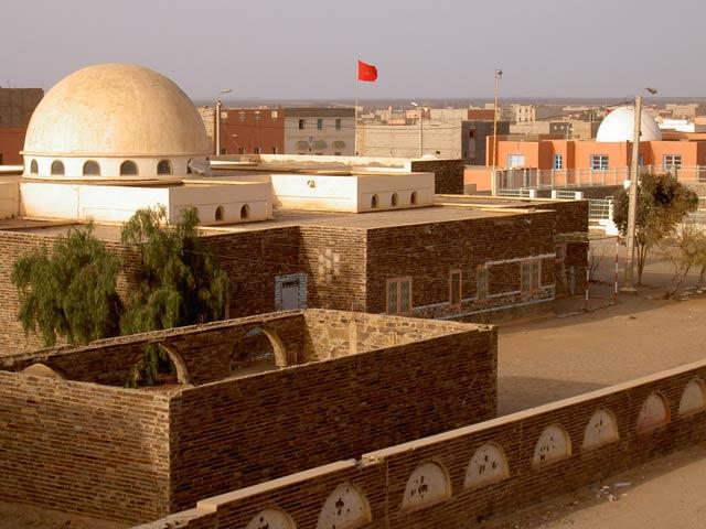 En portada - Voces y silencios del Sáhara