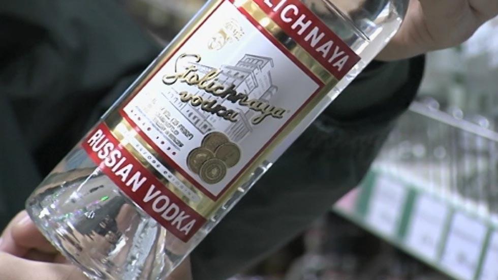 El vodka en Rusia es ahora un 16% más barato