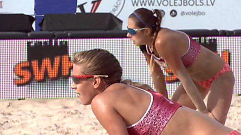 Campeonato de Europa. 1/8 Final Femeninos (2)