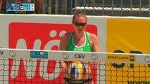 'Masters CEV 2017' 1ª Semifinal Femenina