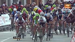 Ciclismo - Volta a Cataluña, 2ª etapa: Girona-Banyoles desde Banyoles