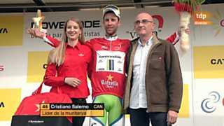 Ciclismo - Volta a Cataluña, 6ª etapa: Almacelles - Valls