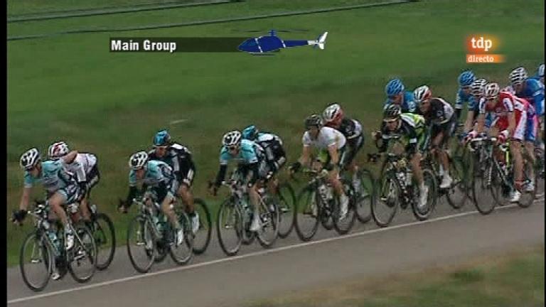 Ciclismo - Volta a Catalunya, 2ª etapa: Girona-Girona - 20/03/12