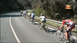 Ciclismo - Volta a Catalunya, 7ª etapa: Badalona Centre Comercial Màgic-Barcelona (Sarrià) - 25/03/12