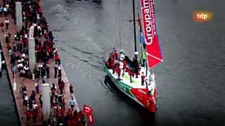 Vela - Volvo Ocean Race - Resumen Camper
