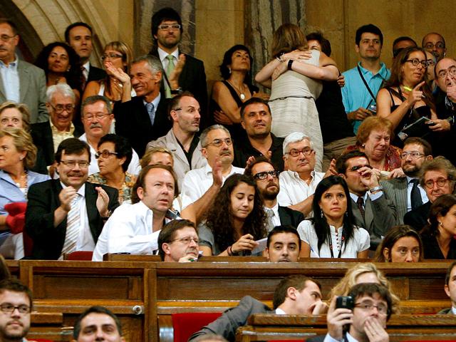 Votació històrica que prohibeix els toros a Catalunya
