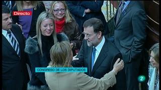 Especial informativo - Sesión de investidura de Mariano Rajoy - Votaciones